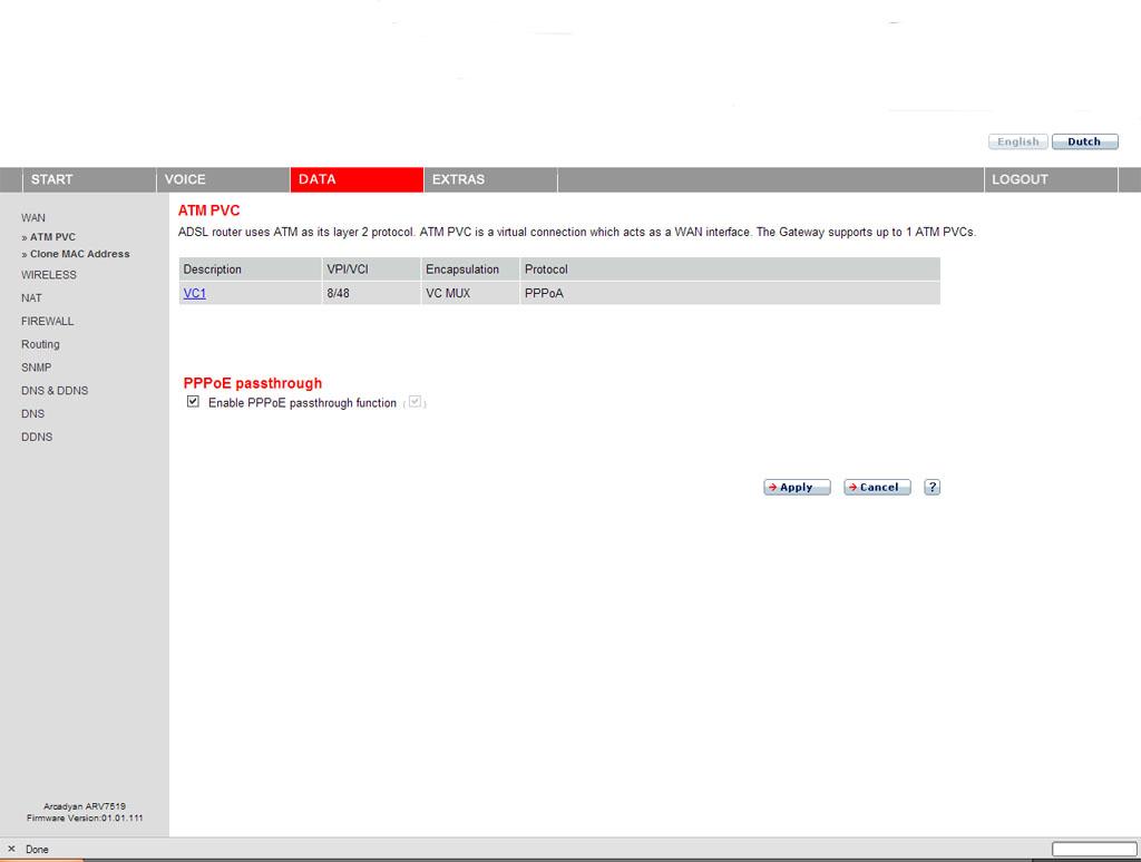 Actualizacion Del Firmware De Experiabox Arcadyan